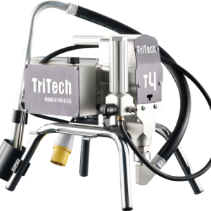TriTech T4 Airless Sprayer – Carry / Stand