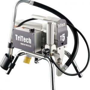 TriTech T5 Airless Sprayer – Carry / Stand