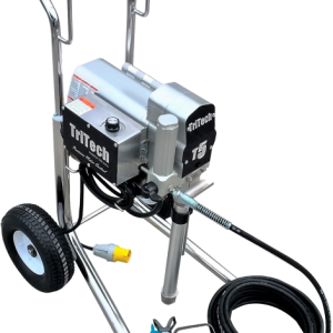 TriTech T5 Airless Sprayer – Cart